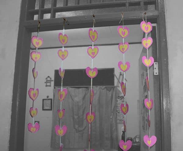 Cara Membuat Hiasan Pintu Kamar
