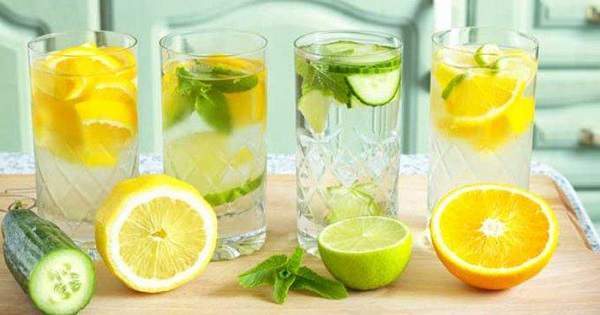 Cara Membuat Infused Water Jeruk Nipis