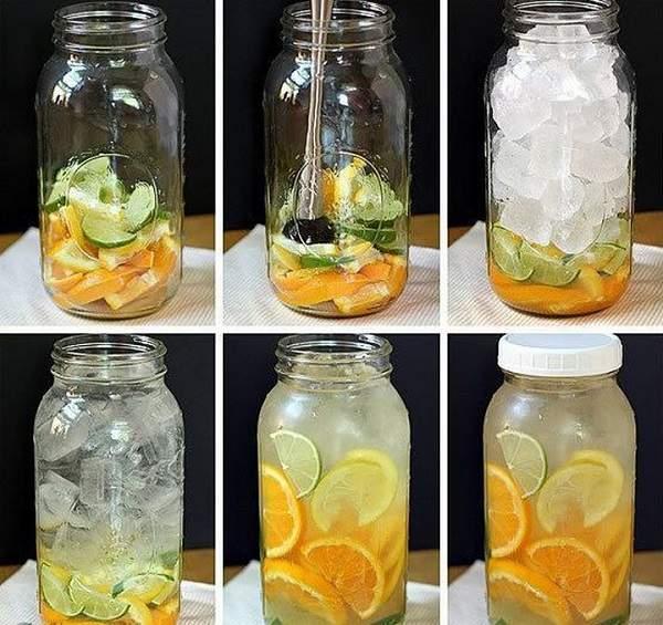 Cara Membuat Infused Water Jeruk Nipis