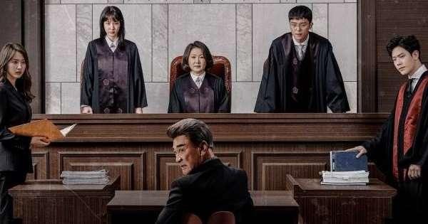 4 Drama Korea tentang Jaksa Hakim Pengacara Pengadilan