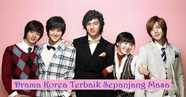 6 Drama Korea Terbaik Sepanjang Masa +Sinopsis Singkat
