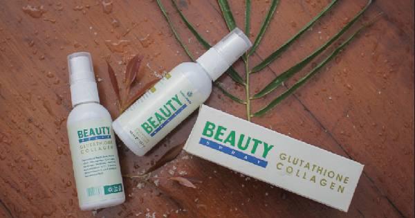 Testimoni Natura Beauty Spray Serum Wajah