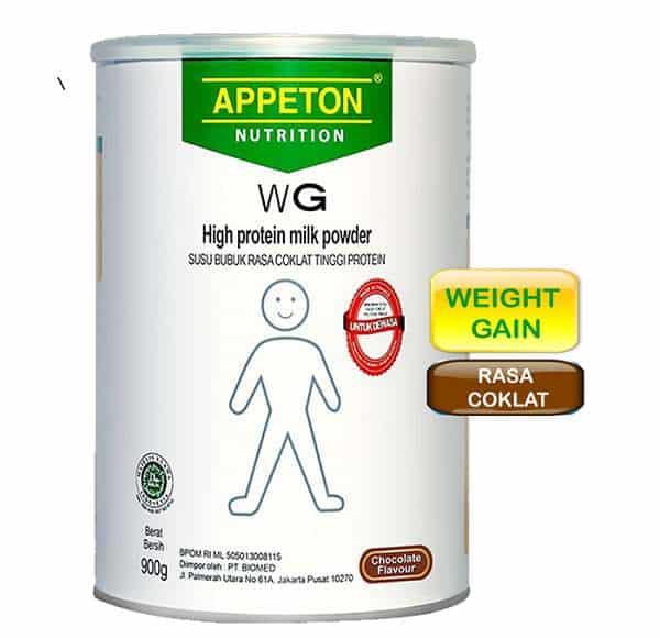 Testimoni Susu Appeton Weight Gain Adult Dewasa