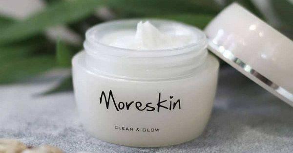 Testimoni Moreskin Clean and Glow