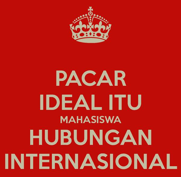 meme syarat masuk jurusan hubungan internasional
