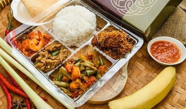 Pesan Nasi Box Jakarta Timur