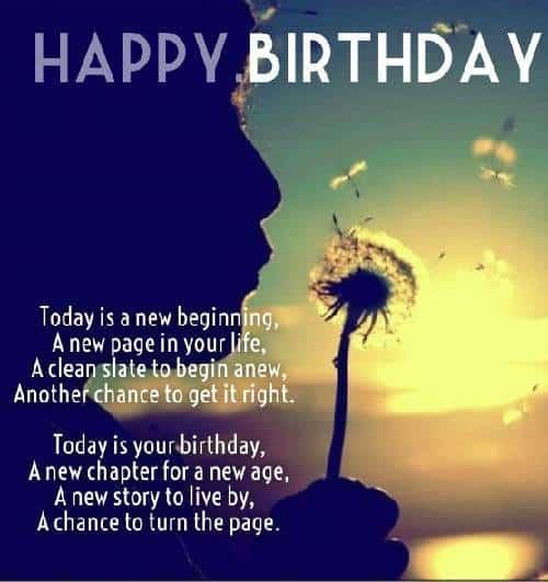 Puisi ucapan selamat ulang tahun untuk diri sendiri yang ke 17