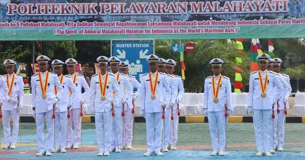Sekolah Ikatan Dinas yang sepi peminat - Politeknik Pelayaran Malahayati Aceh